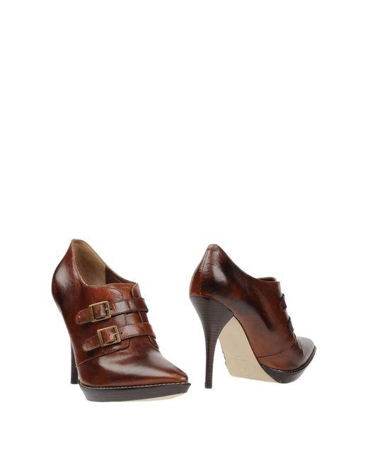 Nine West | Brown Shoe Boots | Lyst