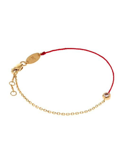 RedLine | Red Pure Double Bracelet | Lyst