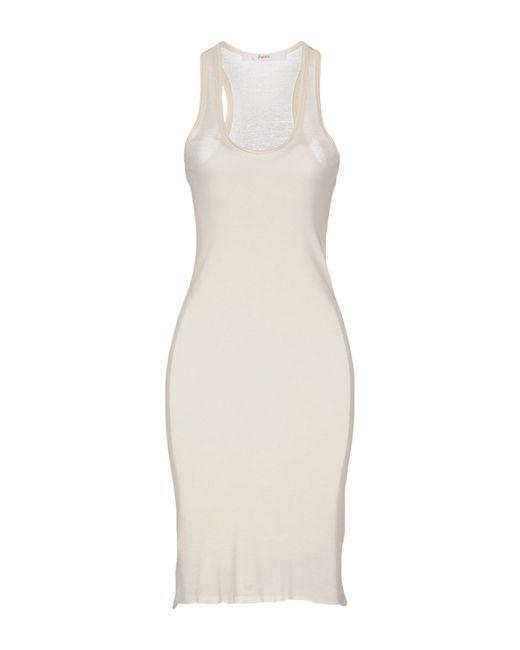Jucca | White Short Dress | Lyst