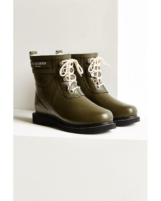 Ilse Jacobsen   Natural Rub 2 Warm Lining Rain Boot   Lyst