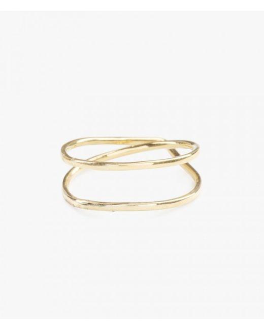 Fay Andrada | Metallic Pien-oka Ring | Lyst
