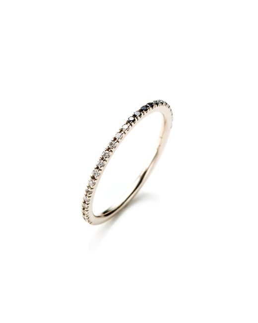 Hirotaka | Metallic Gossamer Diamond Ring | Lyst