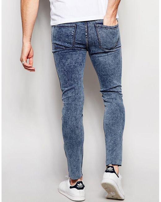 Light acid wash jeans men's 32regular - Worn few times mint condition.