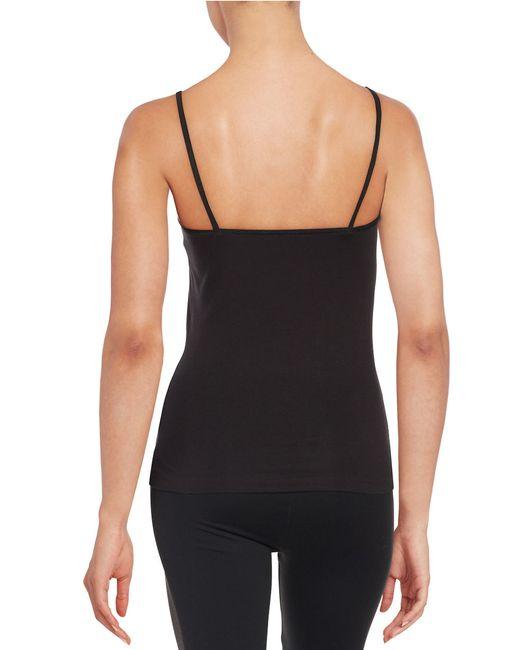 La Perla | Black Solid Camisole | Lyst