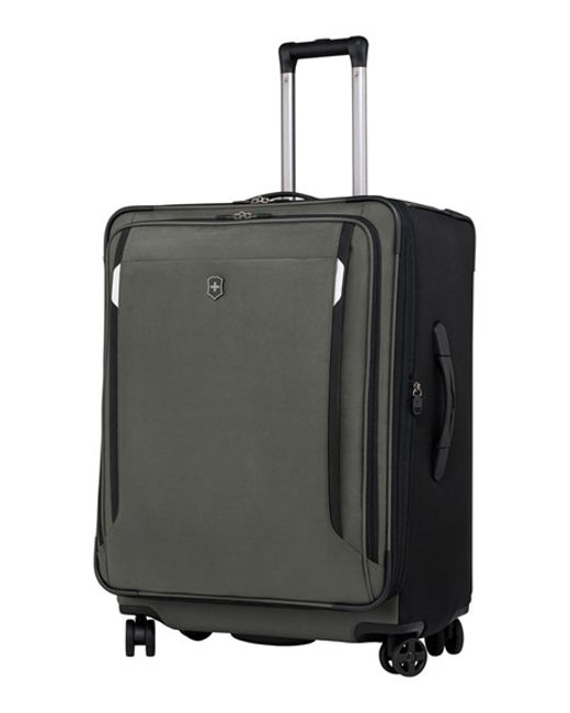 Victorinox   Green Victorinox Swiss Army 'wt 5.0' Dual Caster Wheeled Packing Case for Men   Lyst