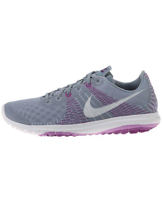 Nike   Gray Flex Fury   Lyst