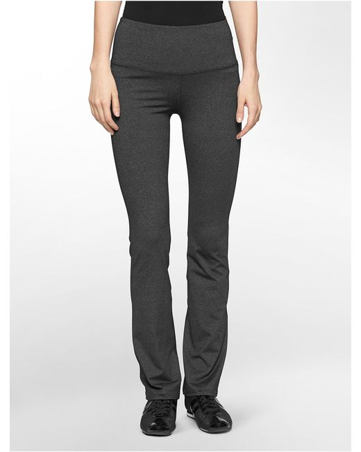 CALVIN KLEIN 205W39NYC - Gray Performance Compression Waist Pants - Lyst