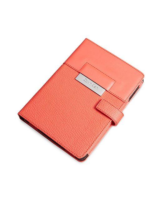 CALVIN KLEIN 205W39NYC - Red White Label Valerie Mini Tablet Portfolio for Men - Lyst
