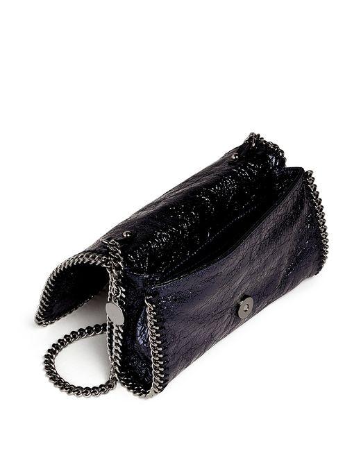 Stella McCartney   Women's Cross-body Falabella Bag In Black   Lyst
