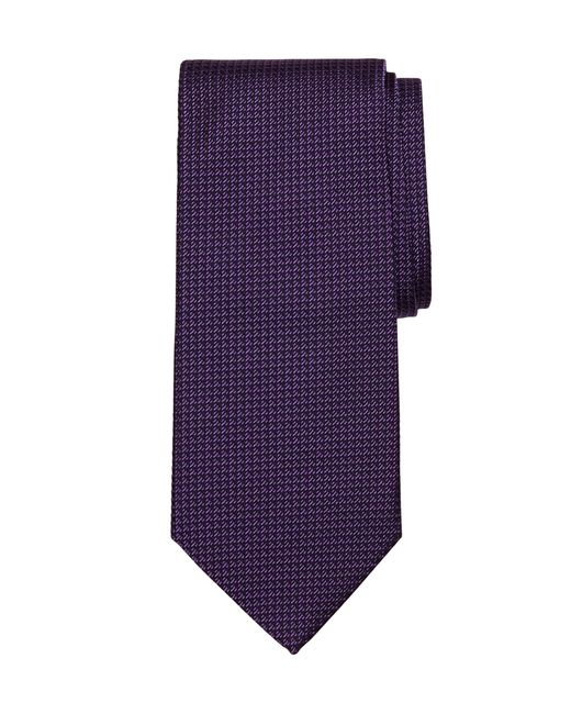 Brooks Brothers | Purple Micro Triangle Tie for Men | Lyst