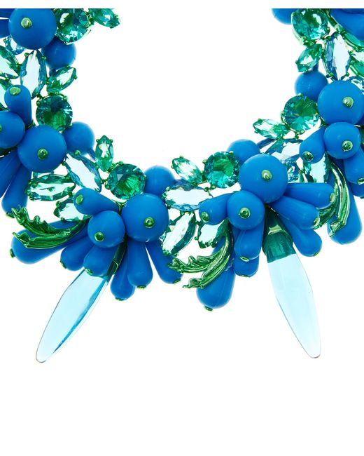 EK Thongprasert | Blue Classic Silicone Necklace | Lyst