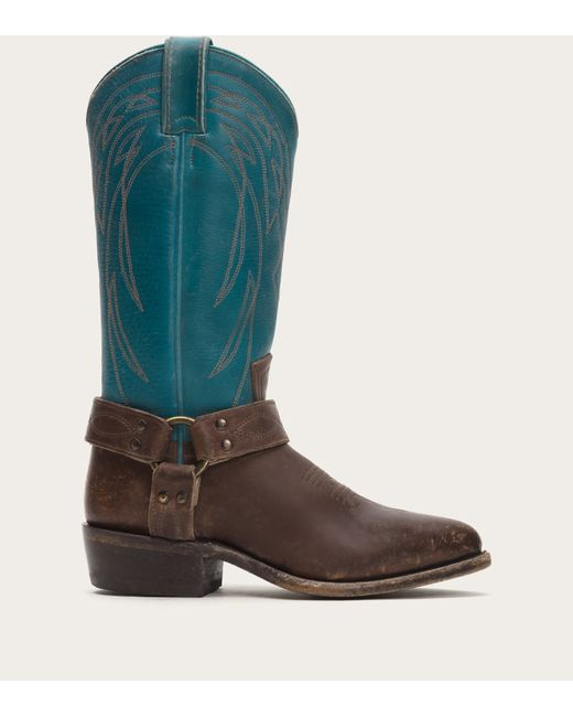Frye | Blue Billy Harness | Lyst