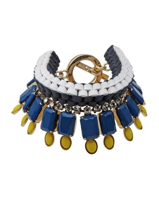 Vionnet | Blue Bracelet | Lyst
