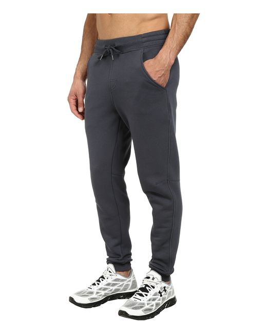 Under Armour | Gray Rival Cotton Jogger for Men | Lyst