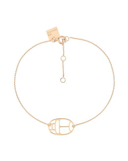Ginette NY | Metallic Wish Bracelet | Lyst