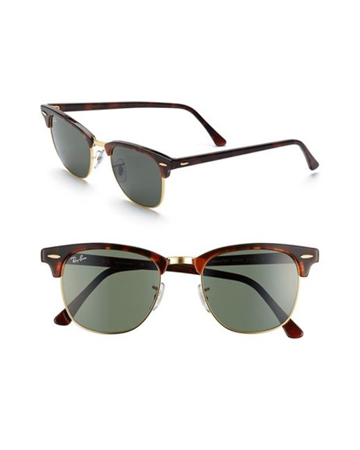 a57cb48d86 Ray Ban Clubmaster Sunglasses Tortoise « Heritage Malta
