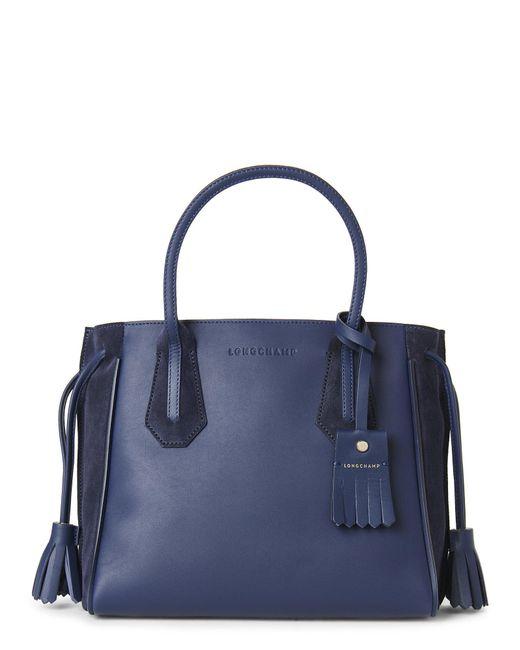 Longchamp - Blue Pénélope Fantaisie Small Tote - Lyst