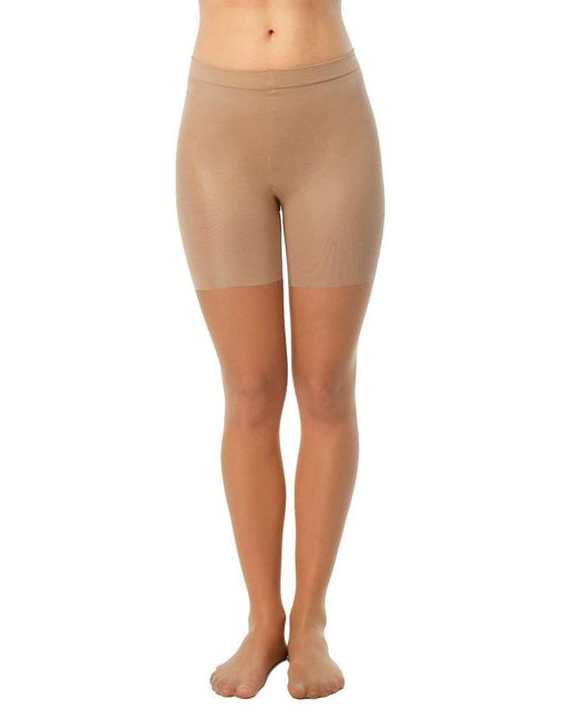 Spanx | Natural All The Way Pantyhose | Lyst