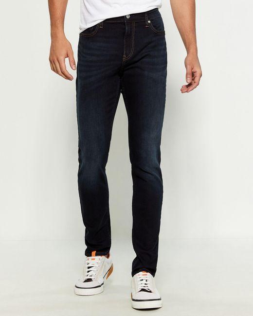 Calvin Klein Blue Andreas Skinny Leg Jeans for men