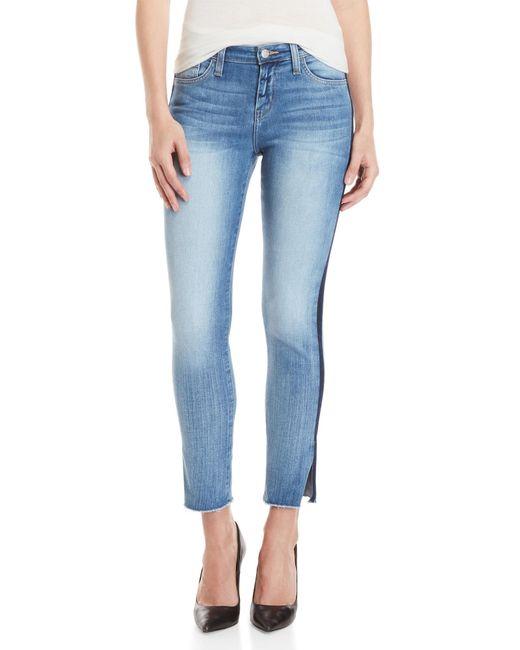 Flying Monkey - Blue Santa Monica Cropped Jeans - Lyst