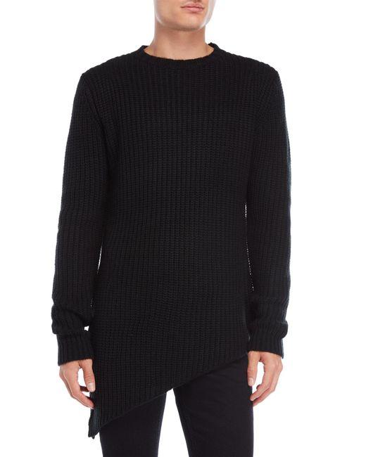 Religion - Black Fisherman's Rib Sweater for Men - Lyst