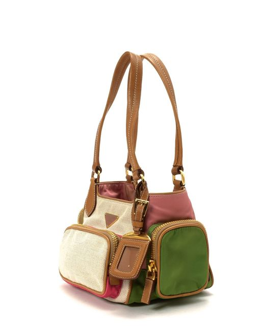 363c701c64fe Prada Multicolor Purse | Stanford Center for Opportunity Policy in ...