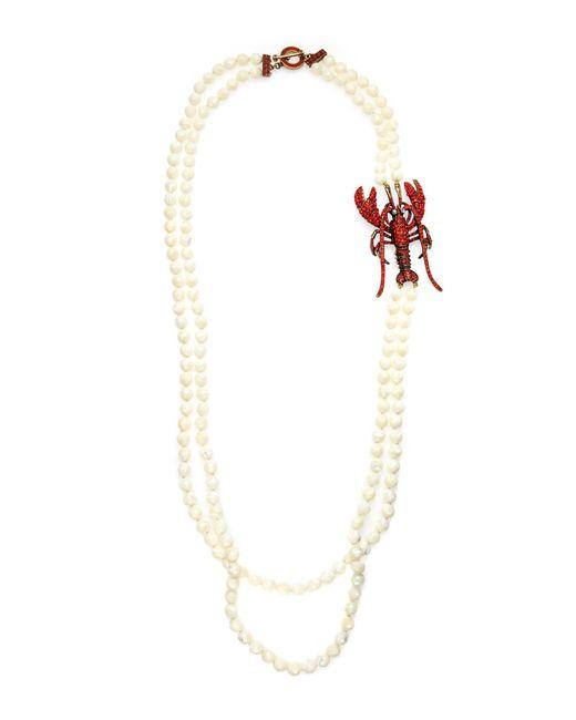 Heidi Daus | Multicolor Long Lobster Necklace | Lyst