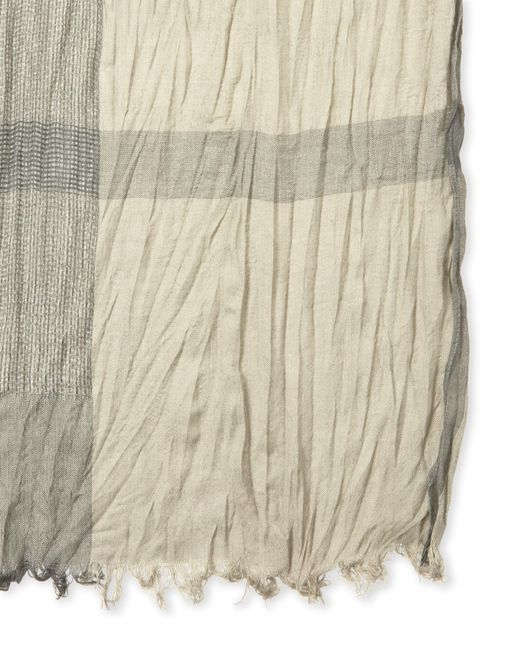 English Laundry - Multicolor Lightweight Crinkle Scarf - Lyst