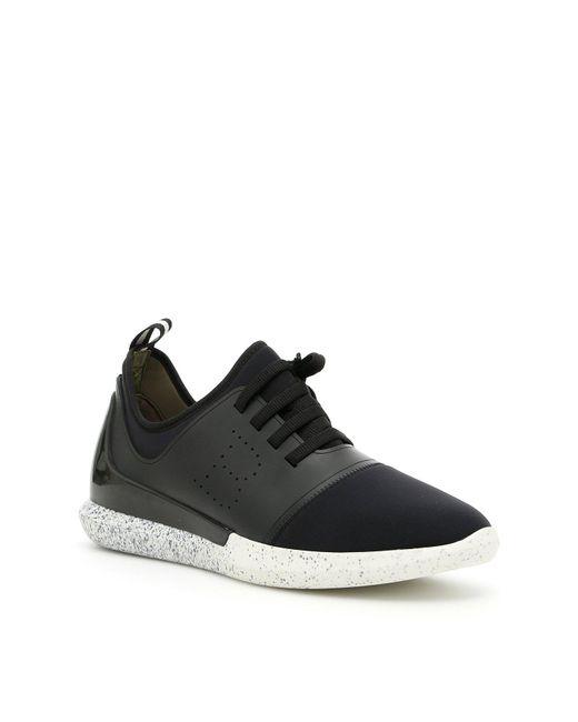 Bally - Black Avro Sneakers - Lyst