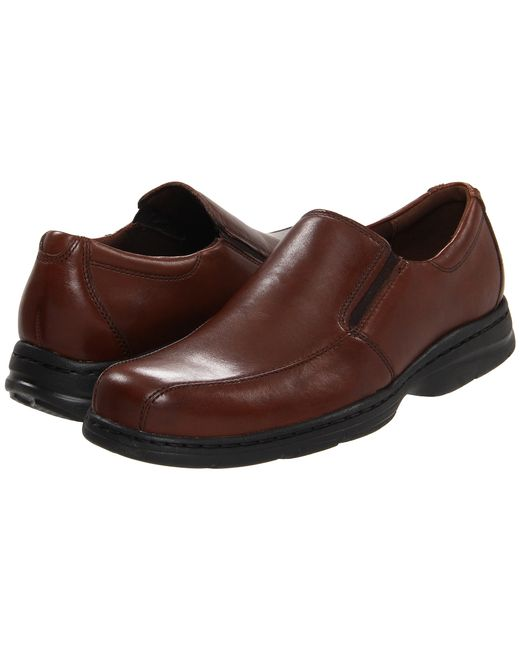Dunham | Brown Blair Twin Gore Slip On for Men | Lyst
