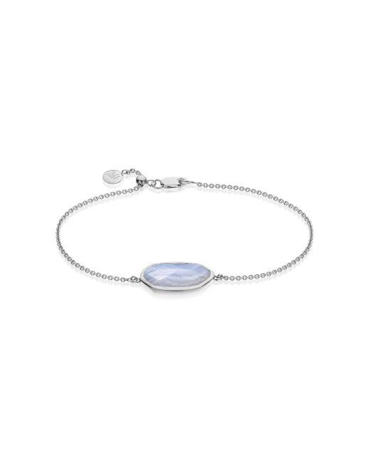 Monica Vinader   Metallic Capri Chain Bracelet   Lyst