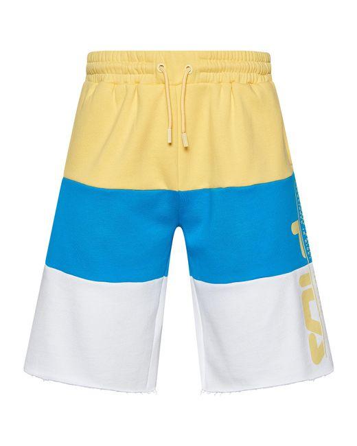 0d2b98a0faa50 ... Fila - Blue Stu Shorts for Men - Lyst