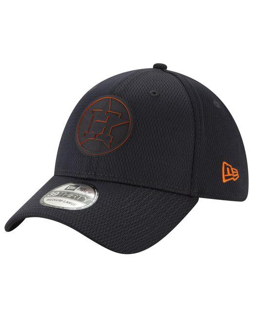 100% authentic 10cc6 640d4 KTZ - Blue Houston Astros Mlb 39thirty Clubhouse Cap for Men - Lyst ...