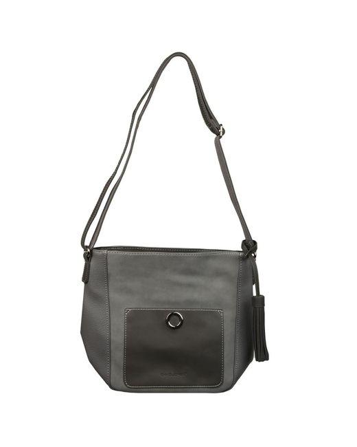 David Jones | Gray Aspen Womens Messenger Handbag | Lyst