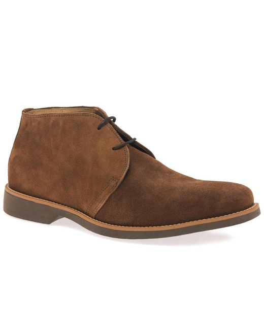 Anatomic & Co - Brown Colorado Mens Ankle Boots for Men - Lyst