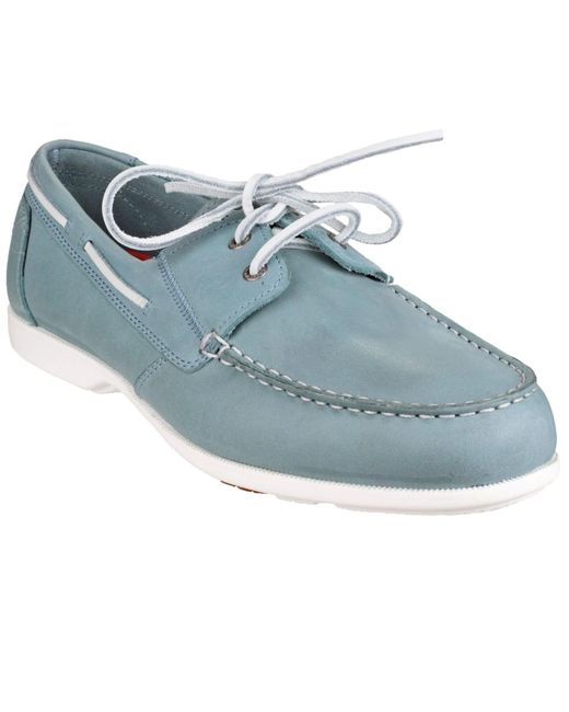 Rockport - Blue Summer Sea 2 - Eye Shoes for Men - Lyst