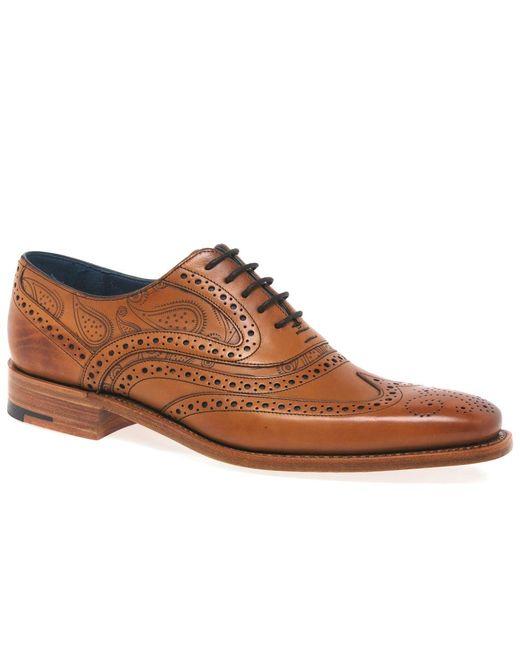 Barker - Brown Mcclean Men's Formal Brogues for Men - Lyst