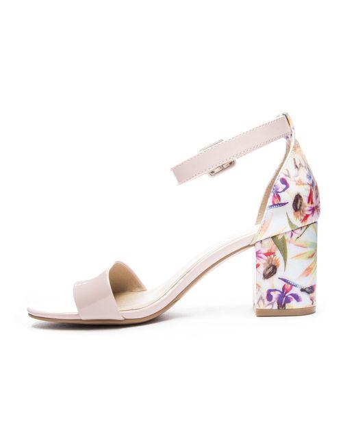 eb628166755 ... Chinese Laundry - Pink Jody Block Heel Sandal - Lyst ...