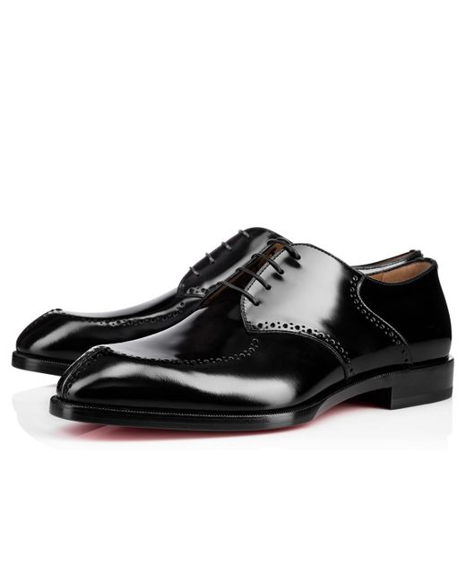 Christian Louboutin | Black A Mon Homme Flat for Men | Lyst