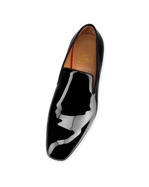 2464ef74918 ... Christian Louboutin - Black Colonnaki for Men - Lyst ...