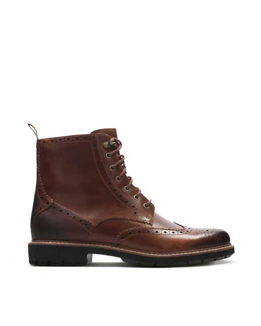 Clarks - Brown Batcombe Lord for Men - Lyst