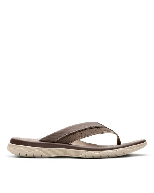 Clarks - Brown Balta Sun Cloudsteppers Sandals for Men - Lyst