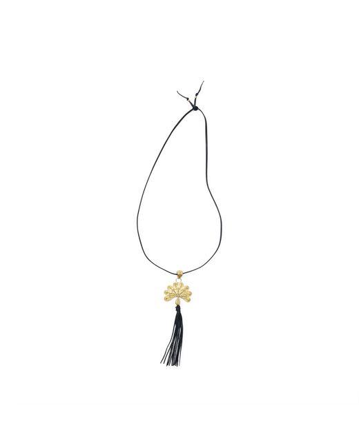 Club Monaco | Metallic Pavo Pendant Necklace | Lyst