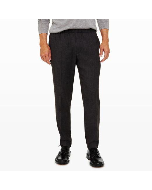 Club Monaco   Gray Crepe Elastic Dress Trouser for Men   Lyst
