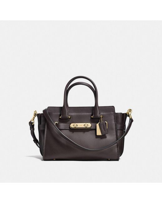 COACH | Multicolor Swagger 27 In Glovetanned Leather | Lyst