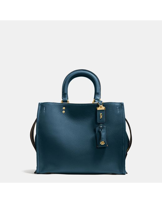 COACH | Multicolor Rogue Bag In Glovetanned Leather | Lyst