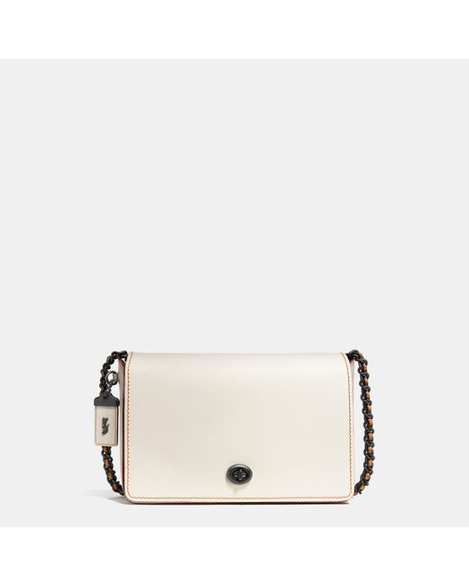 COACH | Multicolor Dinky Crossbody 24 In Glovetanned Leather | Lyst