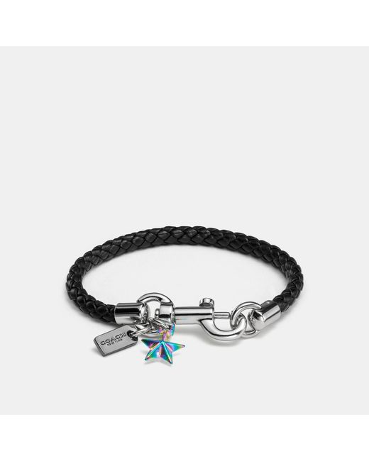 COACH - Multicolor Charms Friendship Bracelet - Lyst