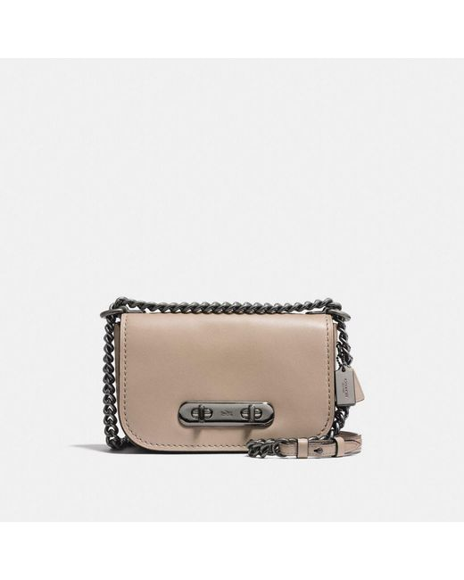 COACH | Multicolor Swagger Shoulder Bag 20 In Glovetanned Leather | Lyst