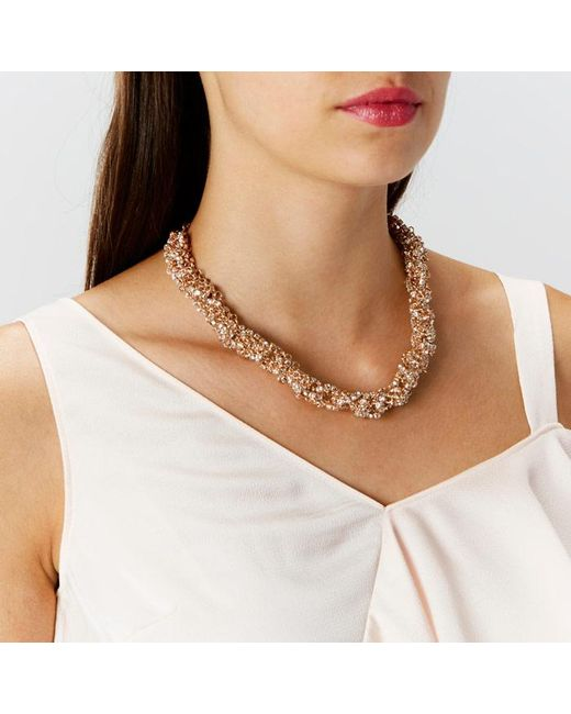 Coast   Metallic Hemera Sparkle Necklace   Lyst